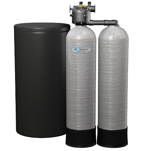 Kinetico Signature Water Softeners help residential water filtration solutions