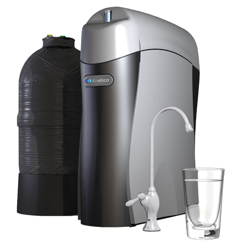 Residential water filtration for drinking water systems