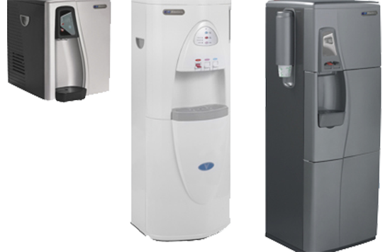 Kinetico Water Cooler Systems